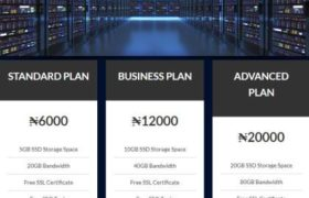 List of Web Hosting Providers in Nigeria