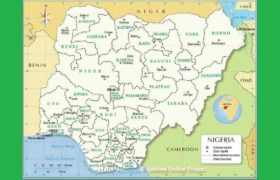 List of Nigeria States and Capital Cities