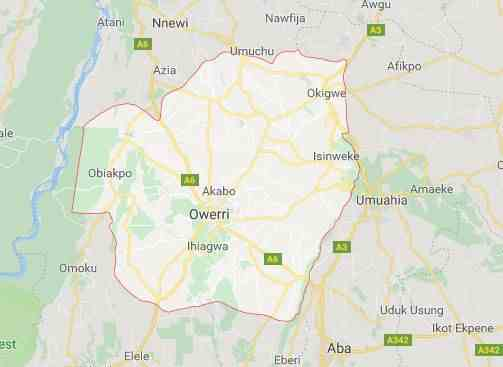 List of 27 Local Government Areas in Imo State - NigeriaLists