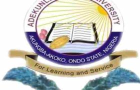List of Science Courses offered by Adekunle Ajasin University