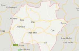 List of 16 Local Government Areas in Ekiti State