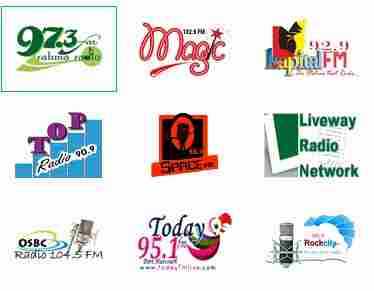 List 37 Radio Stations Lagos State Frequencies