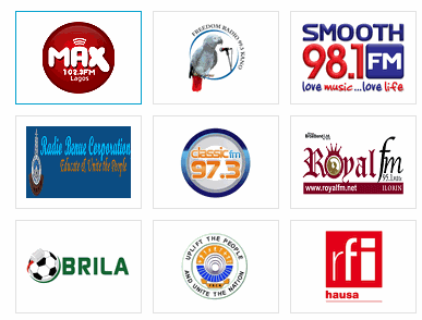List of 300 Plus Radio Stations in Nigeria