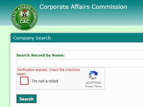 How to Check CAC Business Name Availability - NigeriaLists