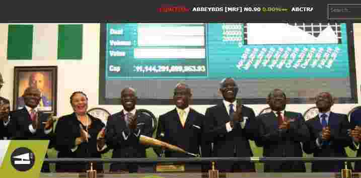 List 168 Companies Nigerian Stock Exchange